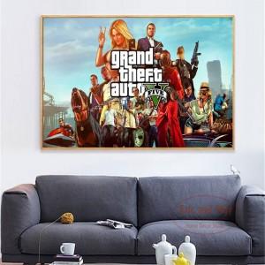 Đặt in poster dán tường đẹp