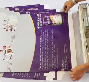 Thông tin in PP quảng cáo tại KAP