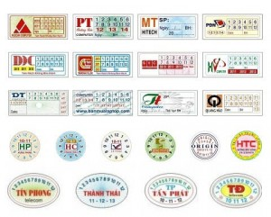 Báo giá in tem bảo hành tại Kiến An Phát