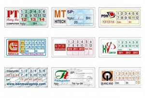 Chọn in tem bảo hành giá rẻ Hồ Chí Minh