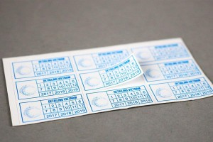 Dịch vụ in tem bảo hành giá rẻ tại Kiến An Phát