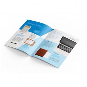 Mẫu in catalogue thông dụng hiện nay
