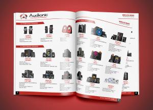 Vai trò khi in catalogue quảng cáo