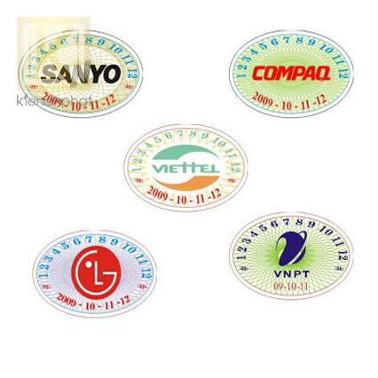 Tìm hiểu dịch vụ in tem bảo hành tphcm tại In Kiến An Phát