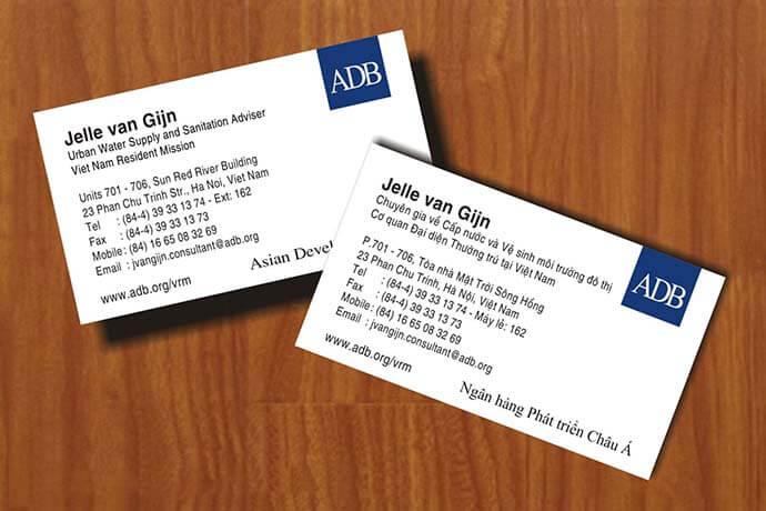 In card visit nhanh giá rẻ hcm