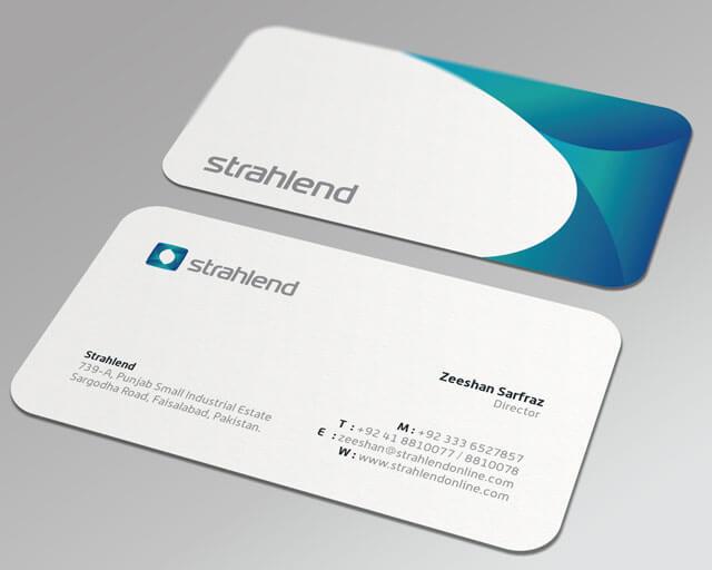 Làm name card